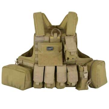 Vest and Chest Rigs